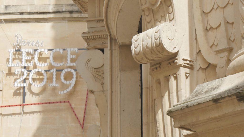 TimeLapse su Lecce Capitale della Cultura