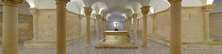 Cripta della Cattedrale di Lecce