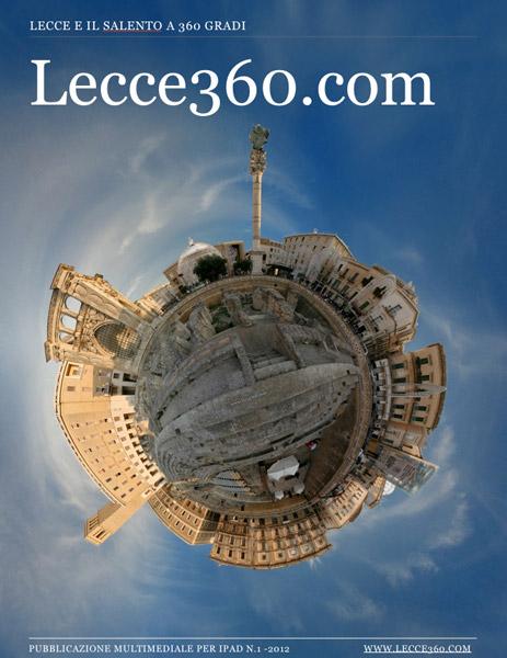 Lecce360 Ipad Magazine -rivista multimediale