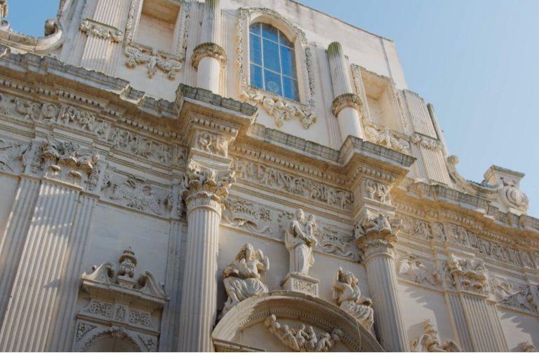 Lecce Città d'Arte in 8K